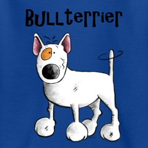 Sweet Bull Terrier - Dog - Dogs Shirts - Teenage T-shirt
