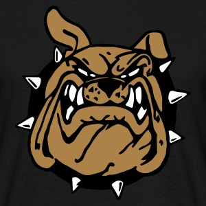 Bulldog aimable - T-shirt Homme