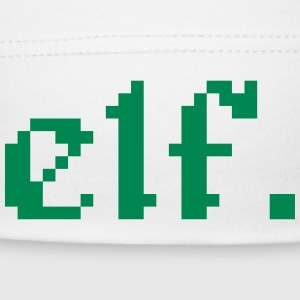 elf. 8 bit pixel gamer Accessories - Baby Cap