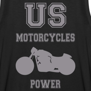 us motorcycles power 5 Tank Tops - Männer Premium Tank Top