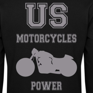 us motorcycles power 5 Sweat-shirts - Sweat-shirt Homme