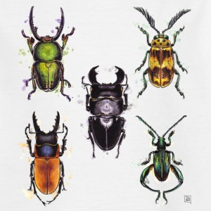 SM Käfer | beetles T-Shirts - Kinder T-Shirt