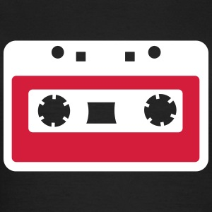 Kassette, Tape, Retro Tape T-Shirts - Frauen T-Shirt