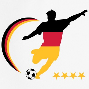 Soccer Player Germany Hoodies - Kids' Premium Hoodie