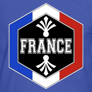 hexagone france Tee shirts - T-shirt contraste Homme