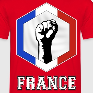 france power Tee shirts - T-shirt Homme