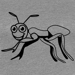 Ant insect funny grappig T-shirts - Vrouwen Premium T-shirt