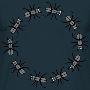 Ant insect district T-Shirts - Men's T-Shirt