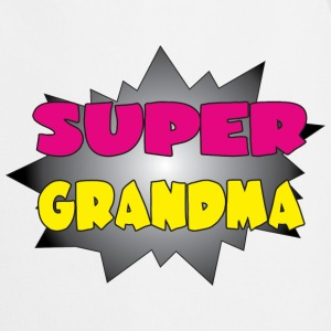 Super grandma  Aprons - Cooking Apron