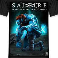 Design ~ Saltire Invasion Tshirt Men's