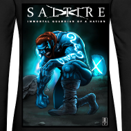 Design ~ Saltire Invasion long sleeve Tshirt