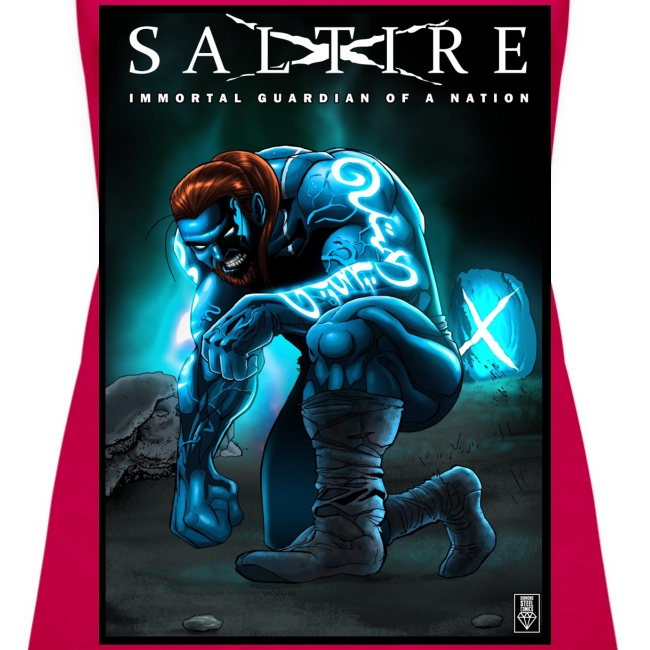 Saltire Invasion Vest Womens