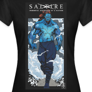 Design ~ Saltire Annihilation Tshirt Women