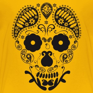 Skull decorative Shirts - Kids' Premium T-Shirt