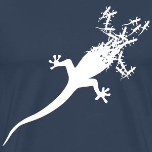 Geckos Gecko from T-Shirts - Men's Premium T-Shirt