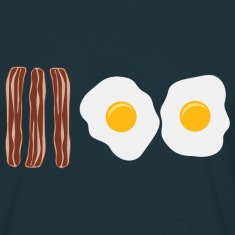 Bacon and Eggs T-Shirts