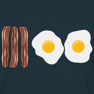 Bacon and Eggs T-Shirts - Men's T-Shirt