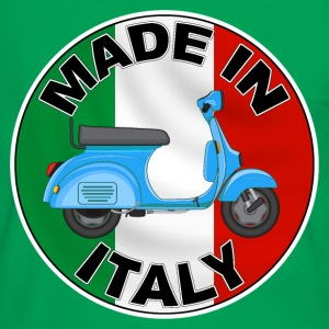 made in italy 02 Tee shirts - T-shirt contraste Homme
