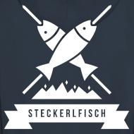 Motiv ~ Steckerlfisch - Buam Hoodie