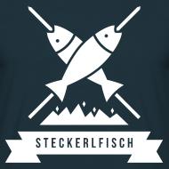 Motiv ~ Steckerlfisch - Buam
