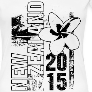 New Zealand 2015 T-shirts - Vrouwen Premium T-shirt