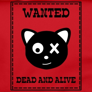 Wanted Schrödingers Katze Dead and Alive Bags & Backpacks - Shoulder Bag