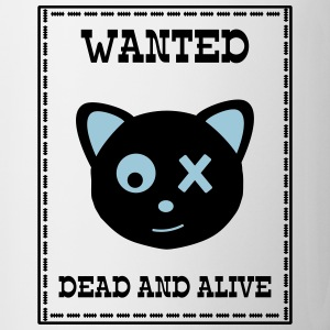 Wanted Schrödingers Katze Dead and Alive Flessen & bekers - Mok