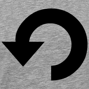 Repeat Symbol T-Shirts - Men's Premium T-Shirt