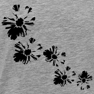 Beautiful flowers pattern T-Shirts - Men's Premium T-Shirt