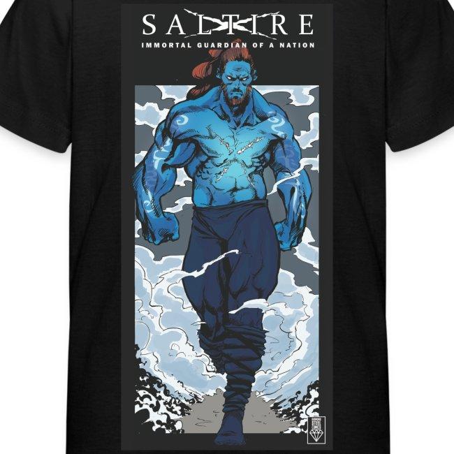 Saltire Annihilation Tshirt Kids
