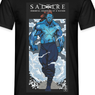 Design ~ Saltire Annihilation Tshirt Mens