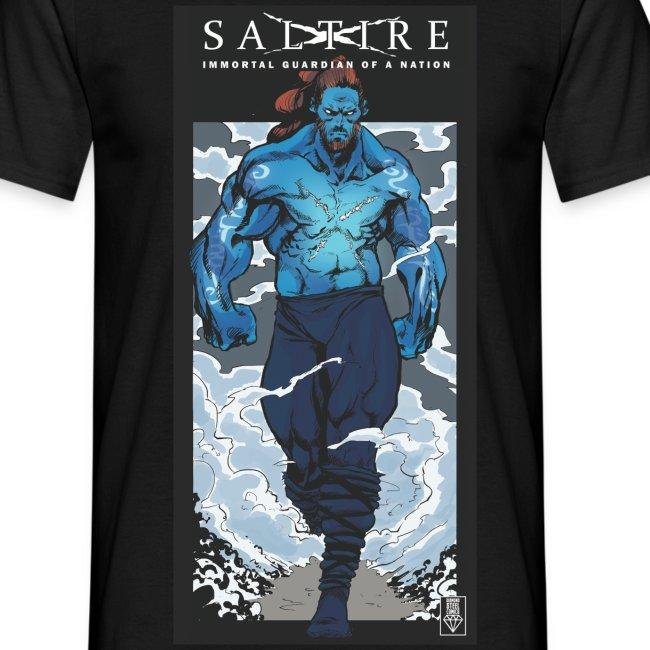 Saltire Annihilation Tshirt Mens