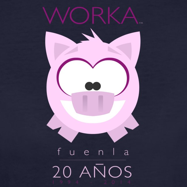 WORKA 20 años chica.