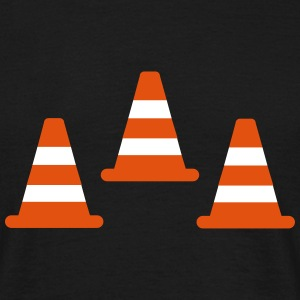 Traffic Cones T-Shirts - Men's T-Shirt