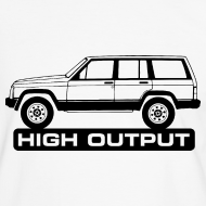 Motiv ~ Jeep XJ High Output