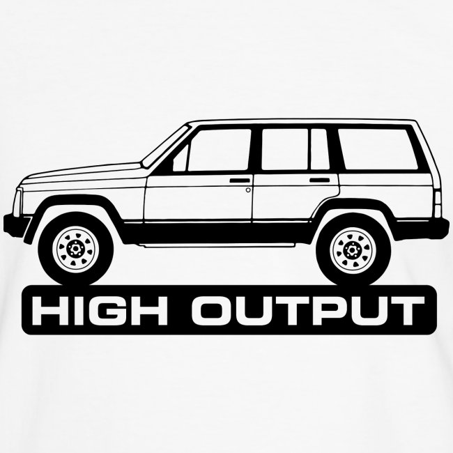 Jeep XJ High Output