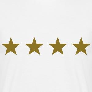 Suchbegriff sterne t shirts spreadshirt for Koch 4 sterne