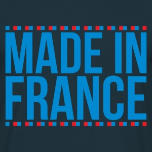 T-shirt France Bleu Blanc Rouge - Made in France Tee shirts - T-shirt Homme