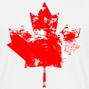 Canadian Maple Leaf T-Shirts - Männer T-Shirt