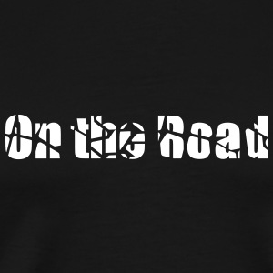 On the road camiseta hombre - Camiseta premium hombre