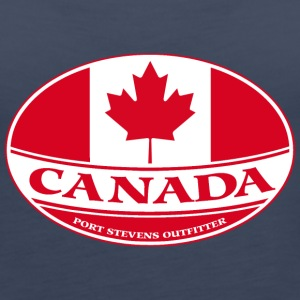 Canada Tops - Frauen Premium Tank Top