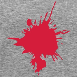 Bloodstain drop KLEX color design T-Shirts - Men's Premium T-Shirt