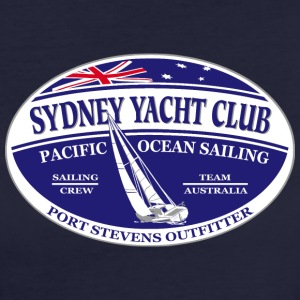 Sydney Yacht Club T-Shirts - Frauen Bio-T-Shirt