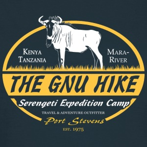 The Gnu Hike T-shirts - T-shirt dam