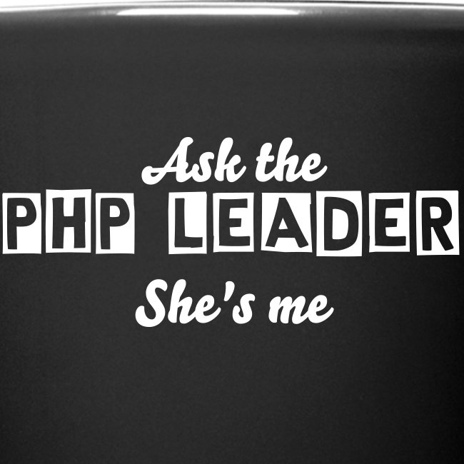 PHP leader coffee