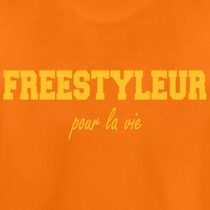 Freestyleur pour la vie Shirts - Teenage Premium T-Shirt