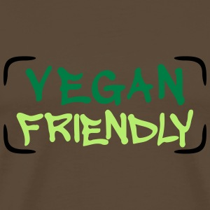 Vegan Friendly T-Shirts - Men's Premium T-Shirt