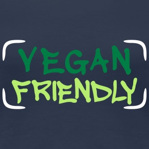 Vegan Friendly T-Shirts - Women's Premium T-Shirt