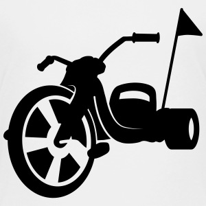 tricycle Chopper Buggy T-shirts - Teenager premium T-shirt
