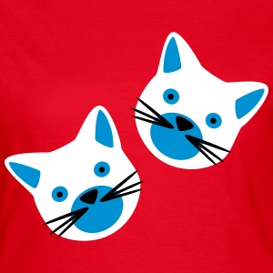 Funny Cats T-Shirts - Frauen T-Shirt